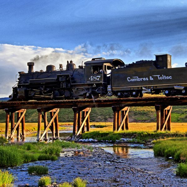 Cool off this summer on the Cumbres & Toltec Scenic Railroad
